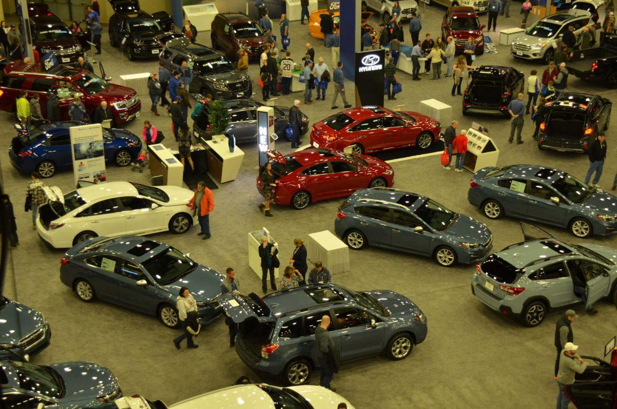 Buffalo Auto Group >> 2020 Buffalo Auto Show Buffalo Auto Show